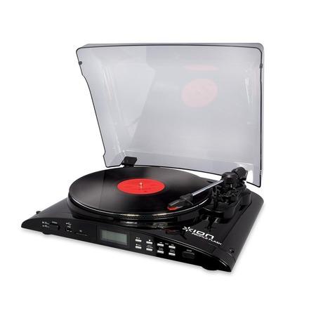 Купить Проигрыватель USB виниловый и MP3-конвертер ION Audio PROFILE FLASH