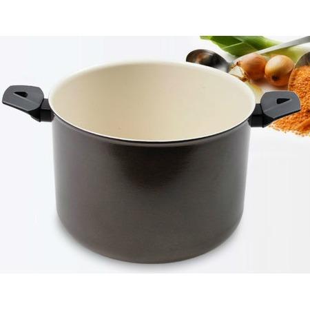 Фото Кастрюля Delimano Ceramica Prima Pot. Объем: 7,65 л. Диаметр: 24 см
