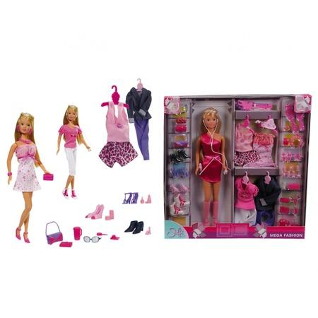 Купить Кукла с аксессуарами Simba Штеффи с одеждой