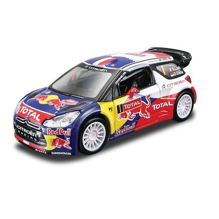 Купить Модель автомобиля 1:32 Bburago Citroen Racing Total World Rally