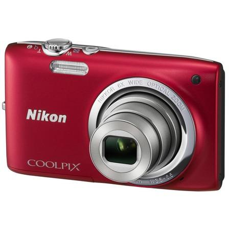 Купить Фотокамера цифровая Nikon Coolpix S2700