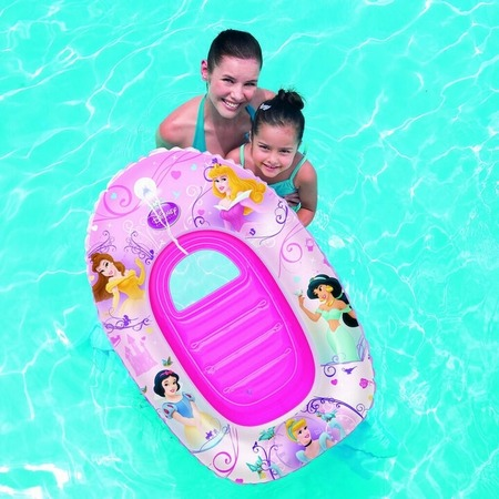 Купить Лодка надувная детская Bestway «Русалочка» 91044. В ассортименте