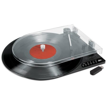 Купить Проигрыватель USB виниловый и MP3-конвертер ION Audio Quick Play Flash