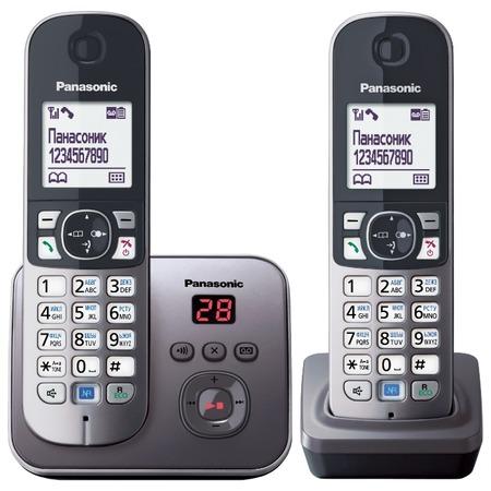 Купить Радиотелефон Panasonic KX-TG6822