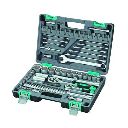 Купить Набор инструментов STELS: 82 предмета в кейсе