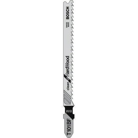 Купить Набор пилок для лобзика Bosch T 101 BF BIM