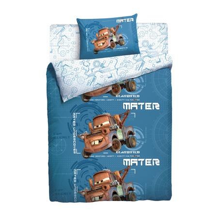 Купить Детский комплект постельного белья Disney «Тачки Грузовичок Мэтр»