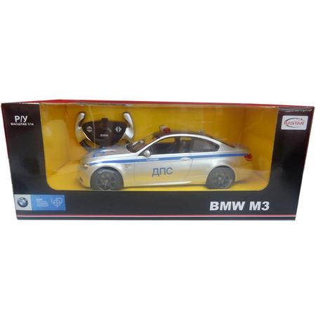 Купить Машина на радиоуправлении Rastar BMW M3 Police