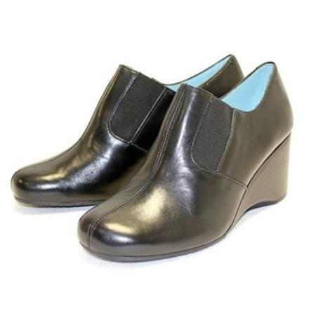 Купить Туфли Klimini «Агния» (кожа) с широкими эластичными вставками