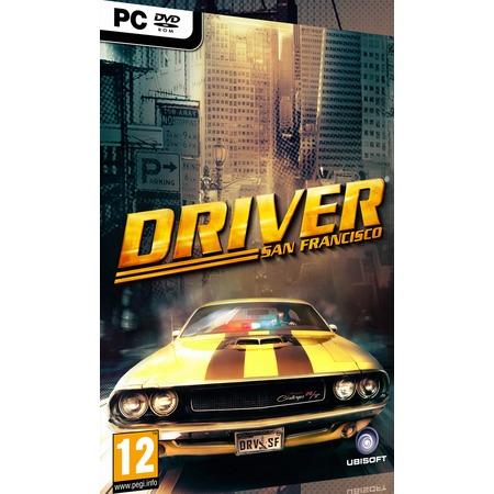 Купить Игра для PC Driver: Сан-Франциско