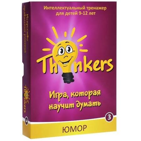 Купить Игра логическая Thinkers «Юмор»