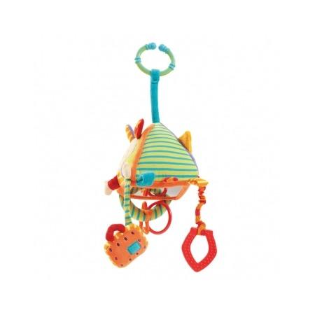 Купить Развивающая игрушка-подвеска Gulliver «Пирамидка»