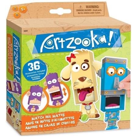 Купить Набор для создания мини-кукол Artzooka!