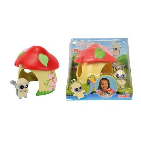 Купить Домик-грибок Simba «YooHoo&Friends»