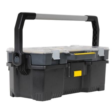 Купить Ящик для инструментов STANLEY со съемным органайзером