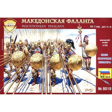 Купить Миниатюра Звезда «Македонская фаланга»