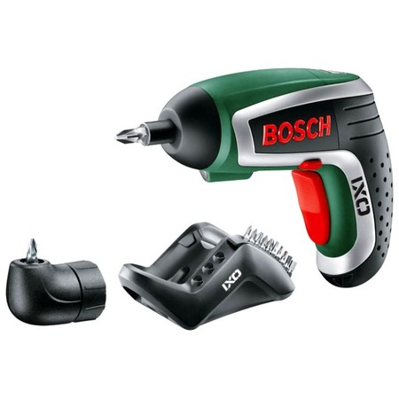 Купить Дрель-шуруповерт аккумуляторная Bosch IXO IV Upgrade Medium