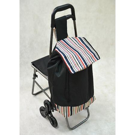 Купить Тележка хозяйственная с сумкой. В ассортименте