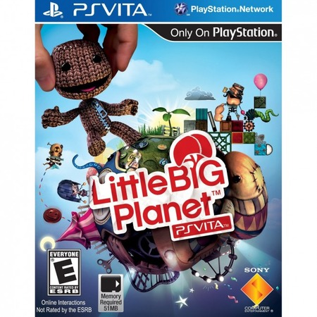 Купить Игра для ps SONY Vita LittleBigPlanet (rus)
