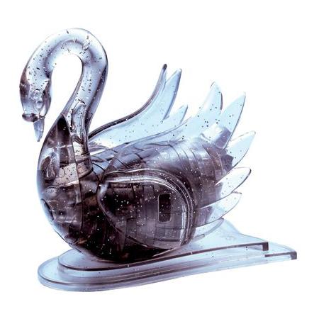 Купить Кристальный пазл 3D Crystal Puzzle «Лебедь черный»