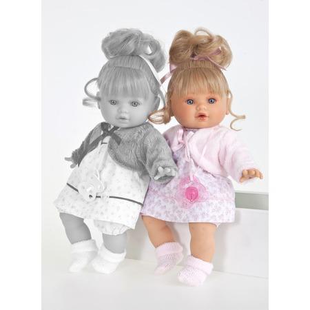 Купить Кукла Munecas Antonio Juan «Леонора в розовом»