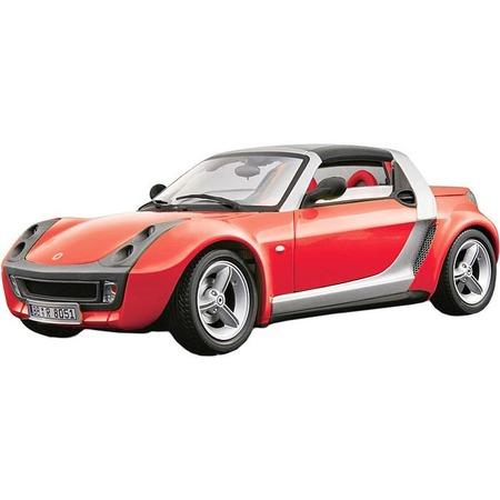 Купить Модель автомобиля 1:24 Bburago Smart Roadster