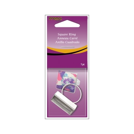 Купить Заготовка металлическая для квадратного кольца Polyform Products Company PP-ASFSQRING