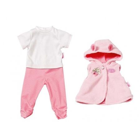 Купить Набор одежды для куклы Zapf «Baby Annabell. Зайчик»