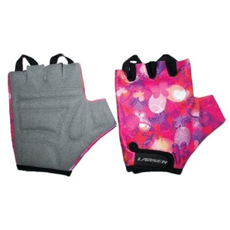 Купить Велоперчатки детские Larsen 01-2842