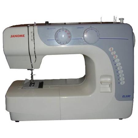Купить Швейная машина JANOME EL530