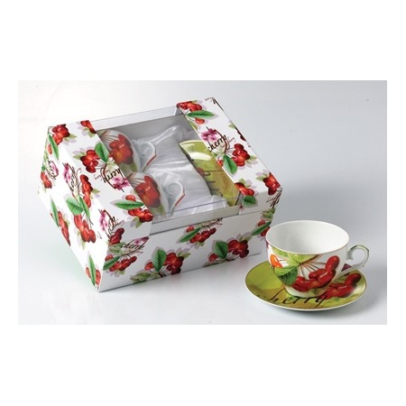 Купить Чайная пара Master «Вишня»