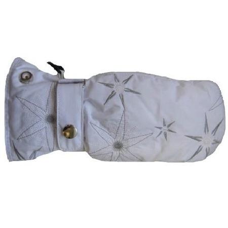 Купить Варежки GLANCE Gloria Mitten (2012-13). Цвет: белый