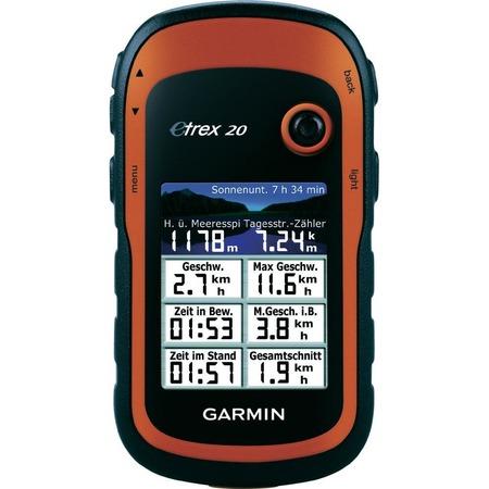 Купить Навигатор Garmin E-Trex 20