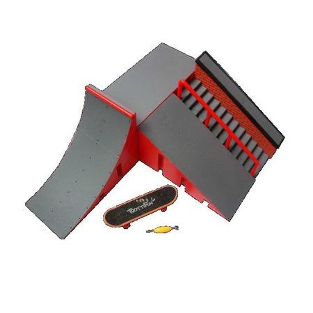 Купить Игрушка Фингерскейт с платформой Sbego HY7498