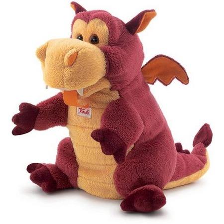 Купить Мягкая игрушка на руку Trudi Дракон