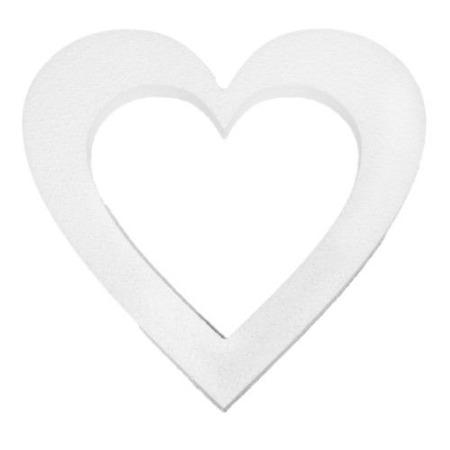 Купить Заготовка из пенопласта Кустарь Сердце-венок