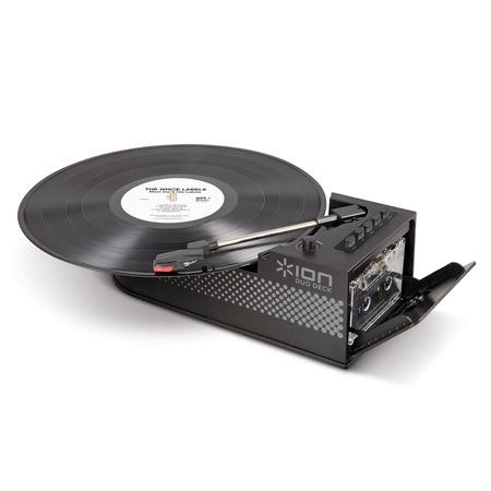 Купить Проигрыватель пластинок и кассет ION DUO DECK