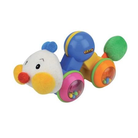 Купить Развивающая игрушка K'S Kids «Гусеничка: нажми и догони»