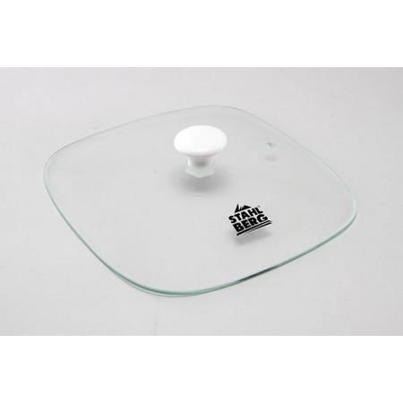 Купить Крышка к мармиту стеклянная Stahlberg 5837-S