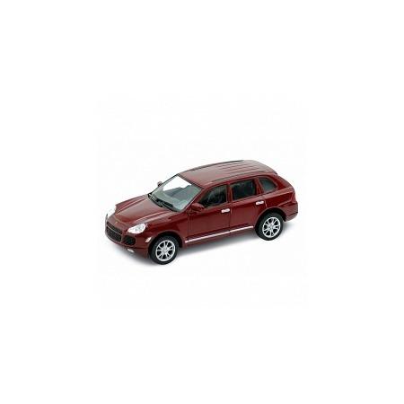 Купить Модель машины 1:34-39 Welly Porsche Cayenne Turbo. В ассортименте