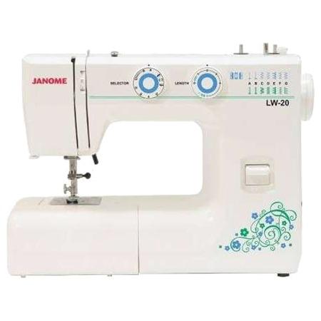 Купить Швейная машина Janome LW-20