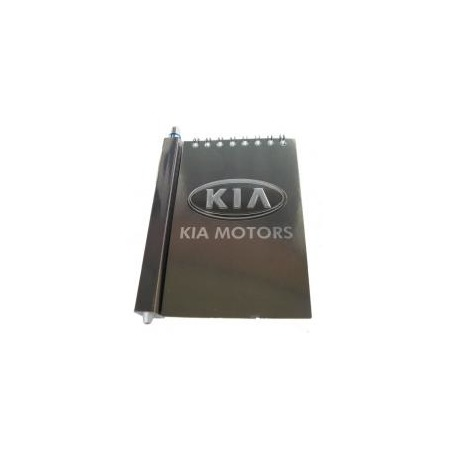 Купить Автомобильный блокнот с магнитом Kia