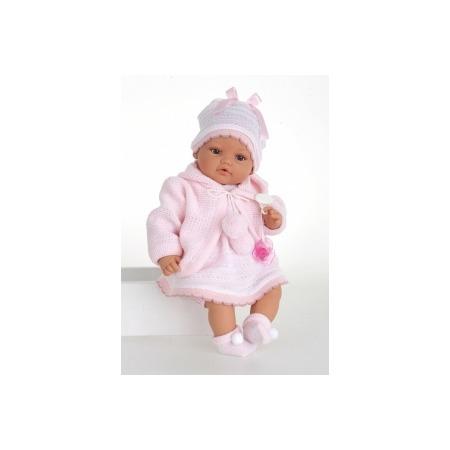 Купить Кукла Munecas Antonio Juan «Боня в розовом»