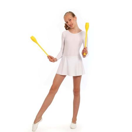 Купить Купальник гимнастический с юбкой ATEMI AKG-06