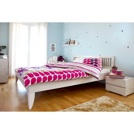 Фото Комплект постельного белья Dormeo Variety. 1-спальный. Цвет: фиолетовый