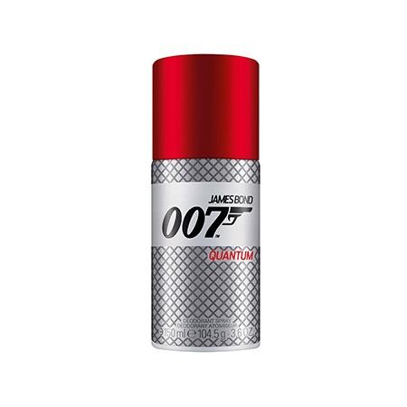 Купить Дезодорант-аэрозоль для мужчин James Bond Quantum