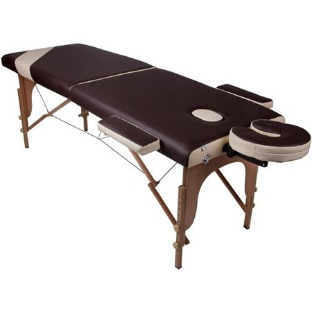 Купить Двухсекционный массажный стол RestArt Wellness