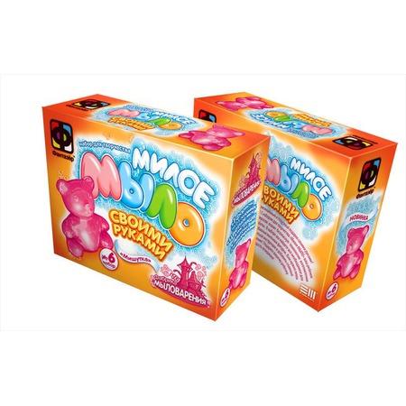 Купить Набор для изготовления мыла Фантазер «Мишутка» 980106