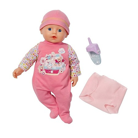 Купить Пупс Zapf Creation «BABY born быстросохнущий»