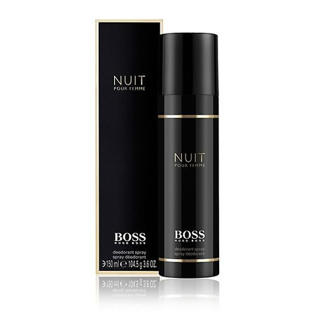 Купить Дезодорант-спрей для женщин Hugo Boss Nuit